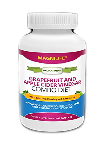 MagniLife Grapefruit & Apple Cider Diet Tablets For Sale