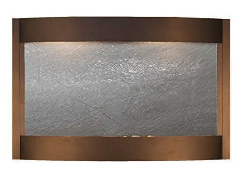 UPC 764753336556, Calming Waters Water Feature with Black FeatherStone (Antique Bronze)