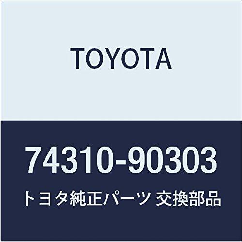 Toyota Genuine 74310-90303 Visor Assembly