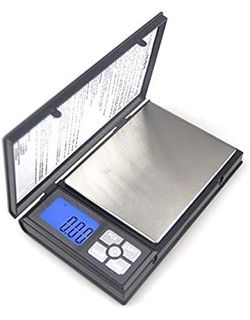 XZANTE Mini Báscula Digital 2000g 0.1g G Báscula Portátil De Precisión Balance De La Joya