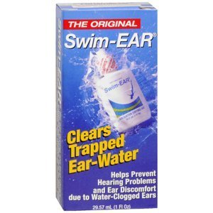 SWIM-EAR LIQUID ***FOU 1 OZ (Drops To Get Water Out Of Ear)