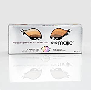 eyeMajic™ - Seduce Set x 20 Applicators x 4 Colour Ranges