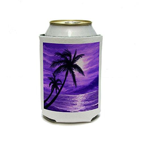 Sunset Beach Palm Tree Insulator
