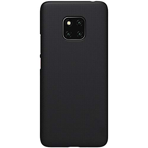 CUYULI Compatible with Huawei Mate 20 Pro, Shockproof Shell Phone Protective Cover Lightweight,Black