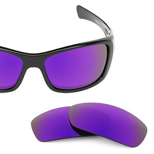 Lentes Para — Polarizados Púrpura Oakley Repuesto Múltiples Opciones De Plasma Hijinx Mirrorshield UqZrUA