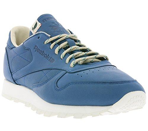 Reebok, Sneaker uomo Blu