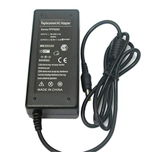 RoadRoma Adaptador de Cargador de batería para portátil HP ...