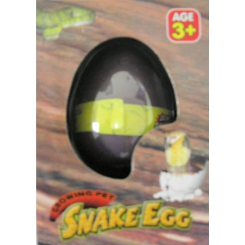 Growing Snake - Hatching Snake Egg Growing Pet by Toy