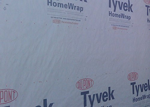 9 X 12 Foot Tyvek Ground Sheet / Tarp / Tent Footprint with 8 Adhesive Grommet Tabs From Campcovers