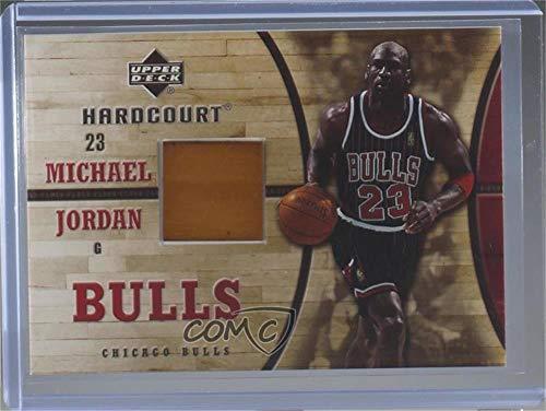 Michael Jordan (Basketball Card) 2006-07 Upper Deck Hardcourt - Game Floor #GF-10