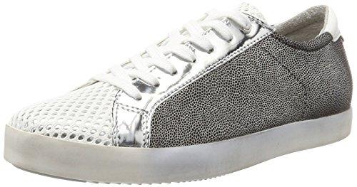 Tamaris Para Mujer Zapatillas Str Comb white 192 23635 Blanco 6r6qavx
