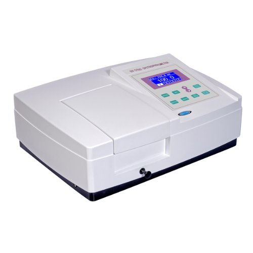 UV-5100B UV/VIS Spectrophotometer Ultraviolet Visible Spectrophotometer 190-1000nm Wavelength Range 2nm Bandwidth