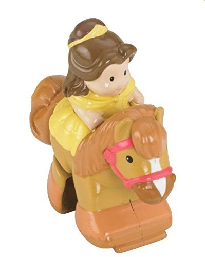 (Little People Fisher Price Disney Princess Klip Klop Stable Replacement Horse/Princess Beauty & The Beast Belle)