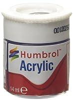 Humbrol Acrylic Paint, Graugrun