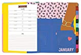 Here Comes the Sun 17-Month Personal Planner with