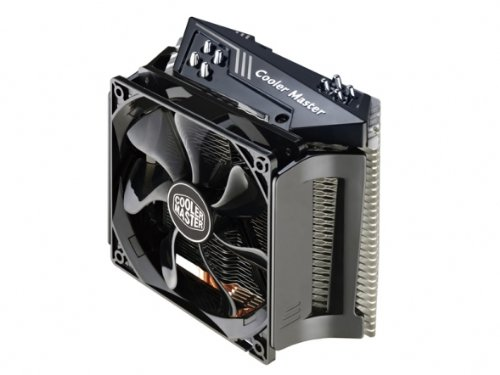 Cooler Master X6 Elite - CPU Cooler with 6 Heat Pipes and Honeycomb Fin Structure (RR-X6NN-18PK-R1) by Cooler Master