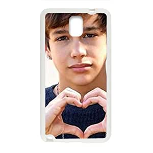 Austin Mahone Cell Phone Case for Samsung Galaxy Note3