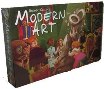 Matagot - Modern Art: Amazon.es: Juguetes y juegos