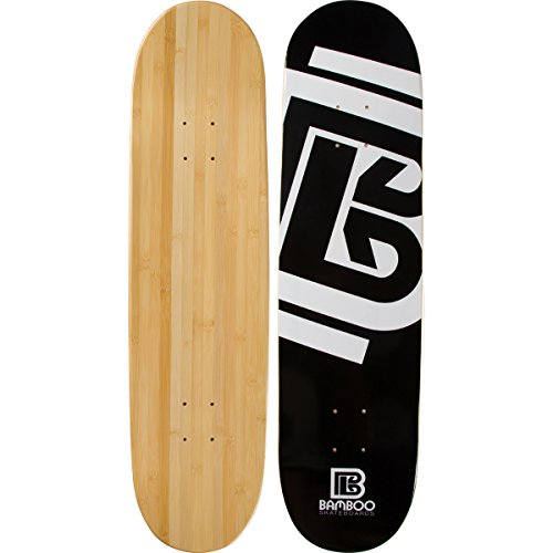 Bamboo Skateboards Diamond Graphic Skateboard Deck, 8.25