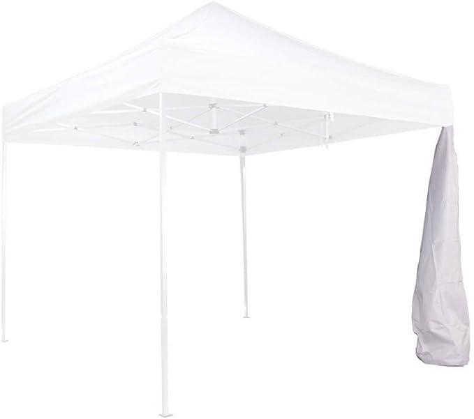 Cablematic - Lona lateral para carpa tipo completa blanca de 450cm: Amazon.es: Electrónica