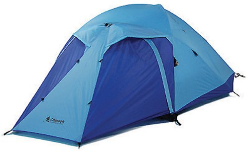 Chinook Cyclone 3-Person Fiberglass Pole Tent by Chinook