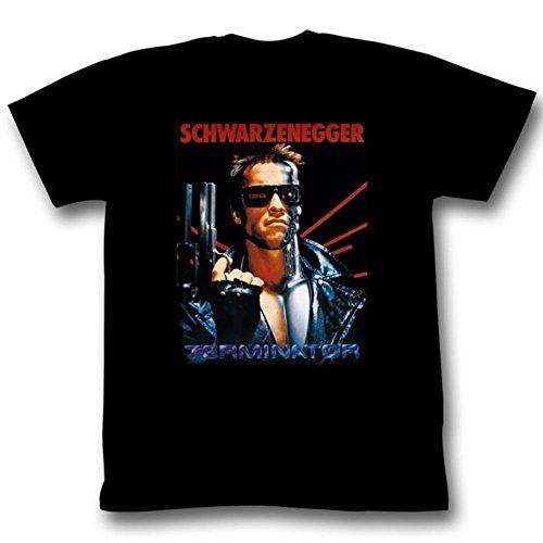 Shwarzenegger Terminator Arnie T-Shirt