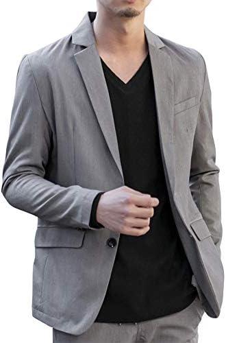 (アドミックス アトリエサブメン) ADMIX ATELIER SAB MEN メンズ ジャケット TR ストレッチ スタイリッシュ テーラード ジャケット セットアップ対応 02-21-8272