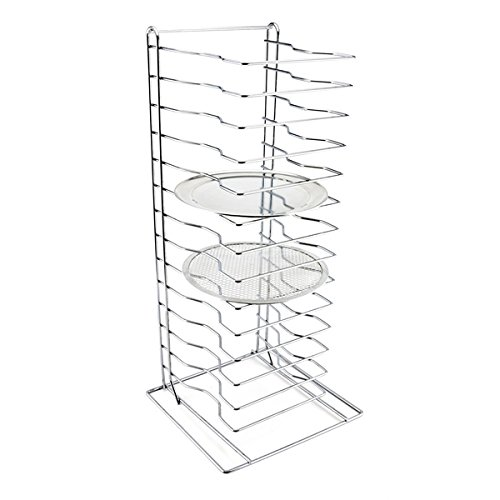 Genware Nev-pr-15  Pizza Rack/support é tagè re, 15