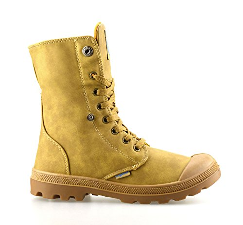 Combat Up Boots Ankle Womens Walking Ladies Honey Hiking Army Trail Lace Shoes wpnOXYq