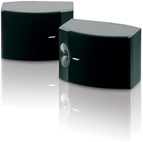 Bose 301-V Stereo Loudspeakers (Pair, Black) by Bose