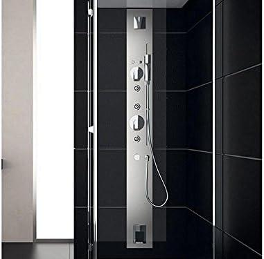 Teuco columna ducha lateral attrezzata con baño turco de 2.9 kW ...