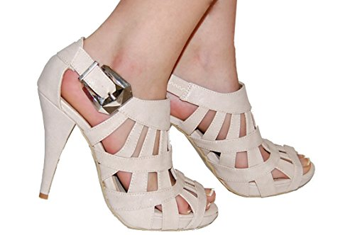 Sandales à talon - 41, Noir