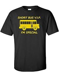 Short Bus V.I.P. I'm Special Graphic T-Shirt