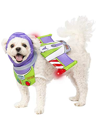 Rubie's Disney: Nightmare Before Christmas Pet Costume, Jack Skellington, Medium]()