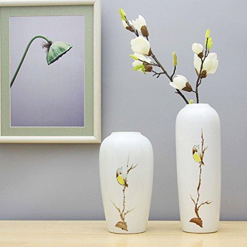 3pcs- Vase ceramic crafts vase home decoration Ornaments