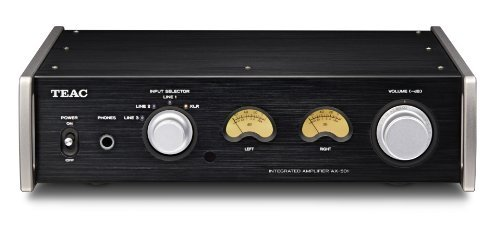Teac AX-501-B Integrated Amplifier (Black)