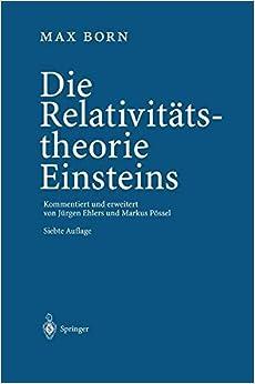 Die Relativitatstheorie Einsteins