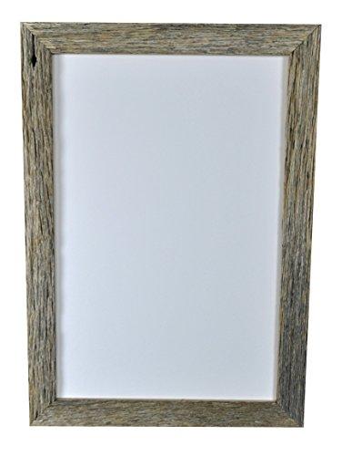 Reclaimed Oak Barnwood Solid Wood Picture Fame 12