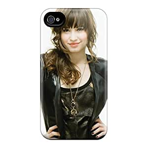 Demi Lovato Don't Forget Flip Case With Fashion Design For Apple Iphone 5C Case Cover