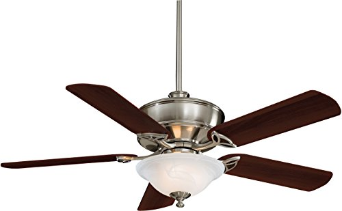 Minka-Aire F620-BN Bolo 52 5-Blade Ceiling Fan Remote Control, Brushed Nickel Finish