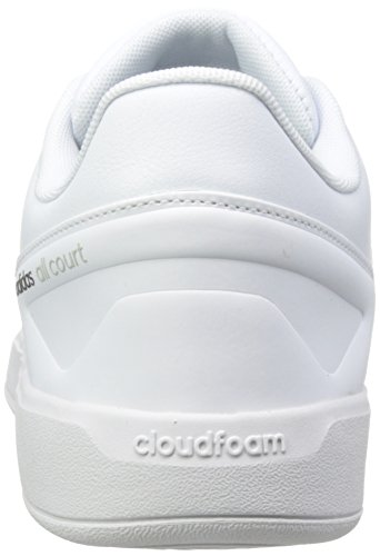 Mousse All Cloud Adidas En Blanc Court 4O17qwP