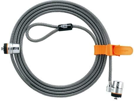 (Kensington Dell 461-10214 MicroSaver Twin Notebook Locking Cable)