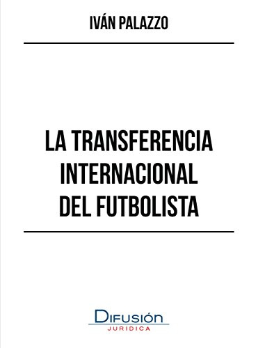 fan products of La transferencia internacional del futbolista (Spanish Edition)