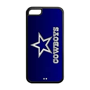MMZ DIY PHONE CASECustom Dallas Cowboys NFL Series Back Cover Case for ipod touch 4 JN5C-1141