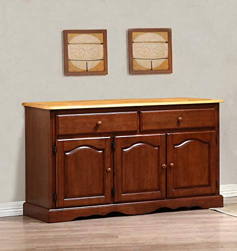 Sunset Trading DLU-22-BUF-NLO Oak Selections Buffet for sale  Delivered anywhere in USA