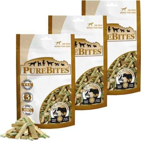 PureBites Trail Mix FreezeDried Treats for Dogs 3 Pack 9.75 oz