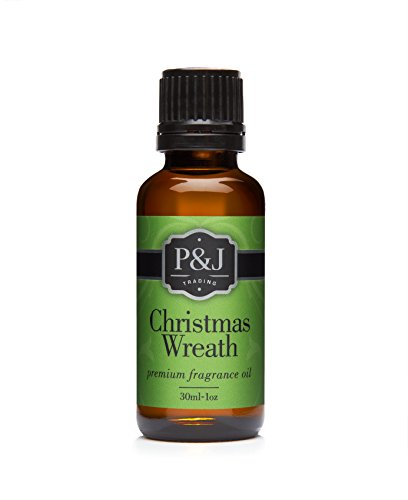 Christmas Aromatherapy - Christmas Wreath Premium Grade Fragrance Oil - Perfume Oil - 30ml/1oz