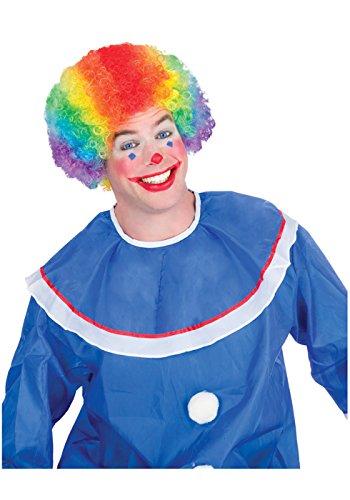 Walmart Costume Wonder Woman (Colorkolon Rainbow Wig Costume)