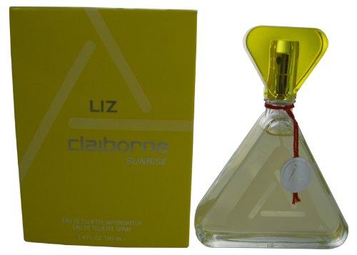 Liz Claibrone Sunrise By Liz Claiborne For Women. Eau De Toilette Spray 3.4 Oz.