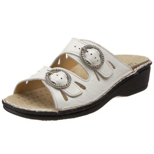 La Plume Women's Amalfi Sandal,Bone,41 M EU / 11 B(M) for sale  Delivered anywhere in USA